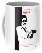 No526 My Medellin Minimal Movie Poster Coffee Mug