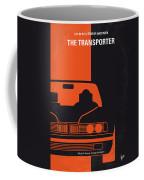 No552 My The Transporter Minimal Movie Poster Coffee Mug