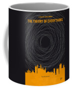 No568 My The Theory Of Everything Minimal Movie Poster Coffee Mug