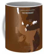 No623 My The Revenant Minimal Movie Poster Coffee Mug