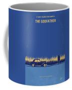 No686-1 My Godfather I Minimal Movie Poster Coffee Mug