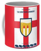 No741 My Grimsby Minimal Movie Poster Coffee Mug