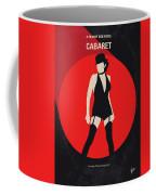 No742 My Cabaret Minimal Movie Poster Coffee Mug