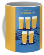 No843 My The Worlds End Minimal Movie Poster Coffee Mug