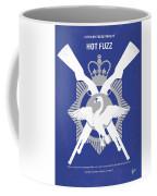 No847 My Hot Fuzz Minimal Movie Poster Coffee Mug