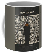 No914 My Mona Lisa Smile Minimal Movie Poster Coffee Mug