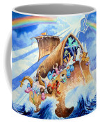 Noahs Ark Coffee Mug