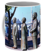 Nobel Square  /  To Honor South Africa's Four Nobel Peace Prize Laureates Coffee Mug