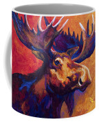 Noble Pause Coffee Mug by Marion Rose