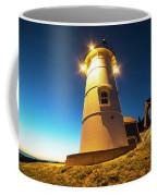 Nobska Light Falmouth Ma Cape Cod Window Shadow Coffee Mug