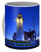 Nobska Lighthouse Coffee Mug