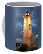 Nobska Point Lighthouse Coffee Mug