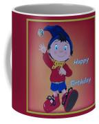 Noddy Card Coffee Mug