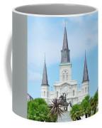Nola - Jackson Square Coffee Mug