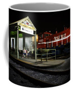 New Orleans Train Stop Coffee Mug