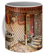 Nomad Yurt Coffee Mug