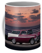 Nomadic Surf Coffee Mug