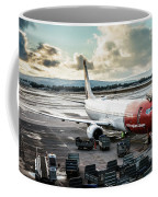 Norwegian Jet Coffee Mug