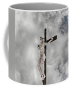 Nordic Female Jesus Coffee Mug