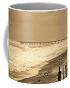 Nor'easter At Nags Head Coffee Mug