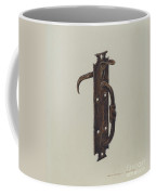 Norfolk Latch Coffee Mug