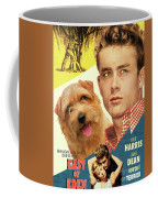 Norfolk Terrier Art Canvas Print - East Of Eden Movie Poster Coffee Mug
