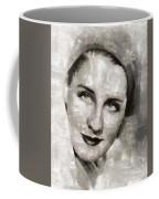 Norma Shearer, Actress Coffee Mug