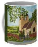 Norman Church In Fingest Coffee Mug