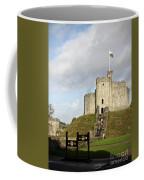 Norman Keep At Cardiff Castle Coffee Mug