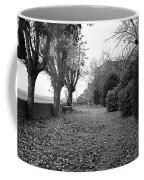 Normandy Black And White Coffee Mug