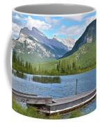 Norquay Panorama Coffee Mug