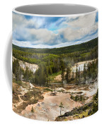 Norris Geyser Basin Coffee Mug