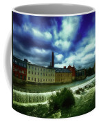 Norrkoping Waterfall Coffee Mug