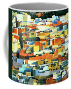 North African Townscape Coffee Mug by Robert Tyndall