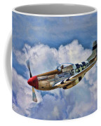 North American P-51 Mustang  Coffee Mug
