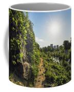 North Bank Trail Cliff Coffee Mug