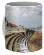 North Beach Heacham Norfolk Coffee Mug