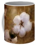 North Carolina Cotton Boll Coffee Mug