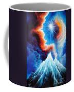 North Caucasus Mountains, Sunset. My Homeland Coffee Mug
