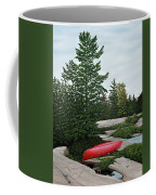 North Country Canoe Coffee Mug