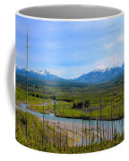 North Fork Flathead River Coffee Mug