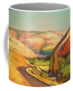 North Fork Touchet Coffee Mug