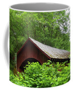 North Fork Yachats Bridge 1 Coffee Mug