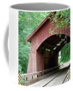 North Fork Yachats Bridge 2 Coffee Mug