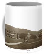 North Hall, Bacon Hall, Library, South Hall, University Of Calif Coffee Mug