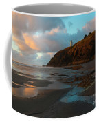 North Head Light Reflections Coffee Mug