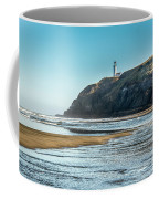 North Head Lighthouse With The Morning Light Coffee Mug