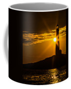 North Light Sunflare Coffee Mug