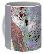 North Of Canada From Space Coffee Mug