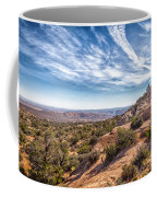North Of Moab Coffee Mug